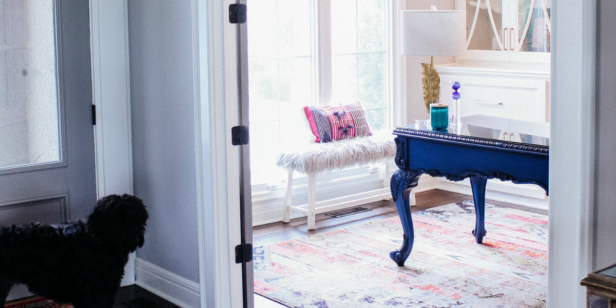 Finally!!! My Home Office Reveal – A Feminine Workspace for the Girl who Loves Glam